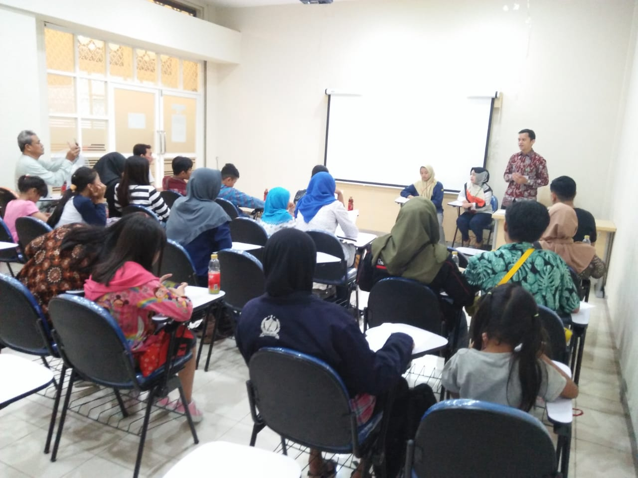 UWM Got Talents, Peserta Ikuti Technical Meeting